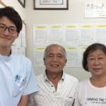 患者さまと遠藤先生 清水さん夫婦2