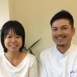患者さまと 須田さま1